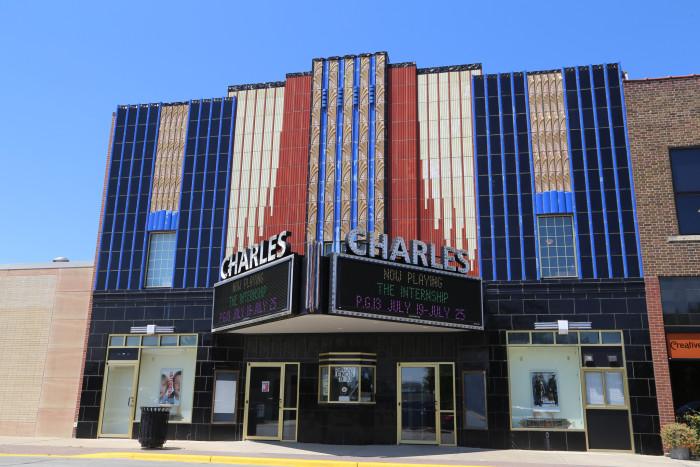 3. Charles Theatre, Charles City