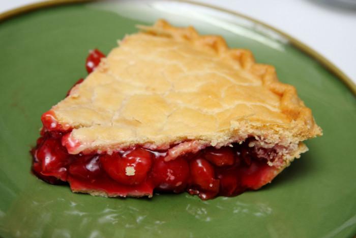 5. ... Especially the cherry pies.