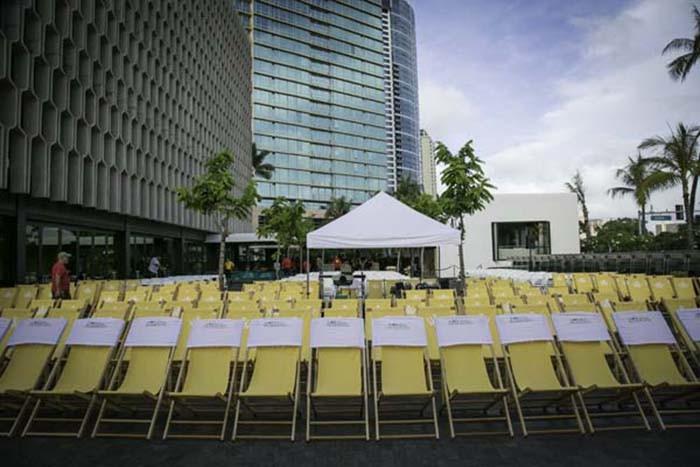 6) Hawaii International Film Festival