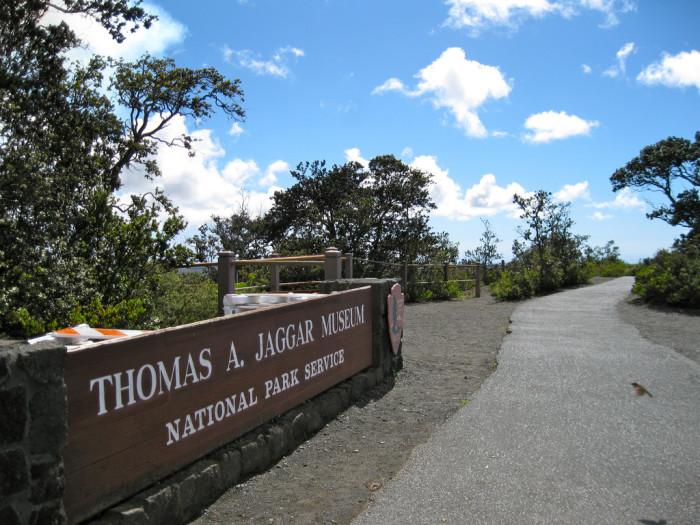 6) Jaggar Museum, Big Island