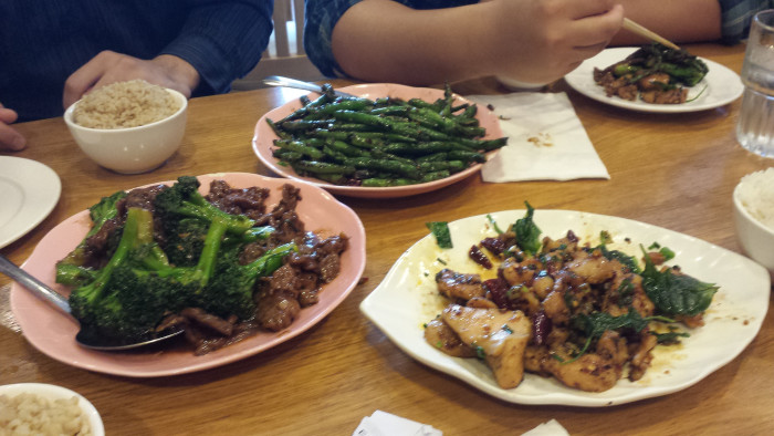 6) Little Village Noodle House is a Chinatown favorite – and it's actually easier to get a table at dinner than it is at lunch.