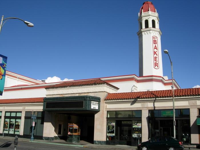 6. Mount Baker Theater, Bellingham