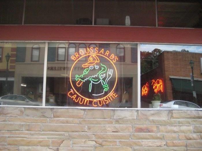 6. Broussard's Cajun Cuisine, Cape Girardeau