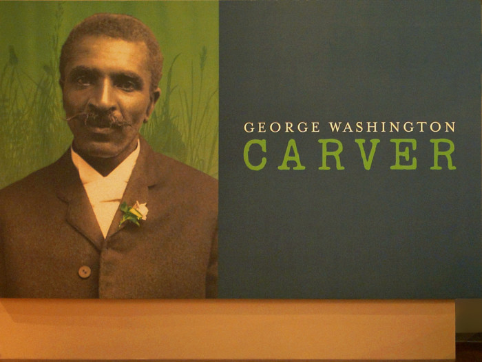 6.	George Washington Carver, botanist, chemist, scientist, inventor, (Born as a slave in Diamond, MO…obtained his freedom only after the Civil War…read more about this, it's an amazing story!)