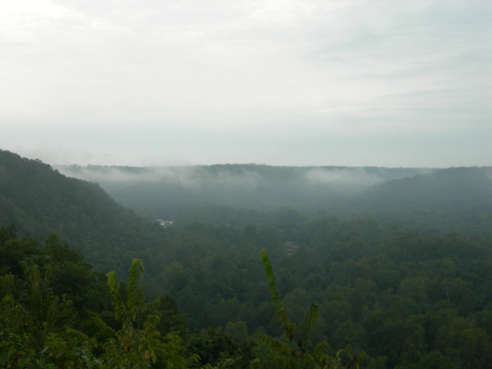 6.Ozark Mountains - Taken just inside the Ozark National Scenic Riverways in Shannon County on Hwy 106