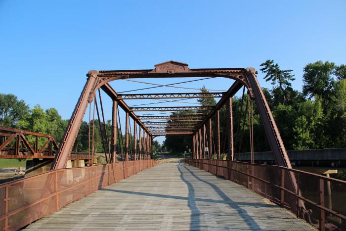 6. Windsor Harbor Road Bridge, Kimmswick