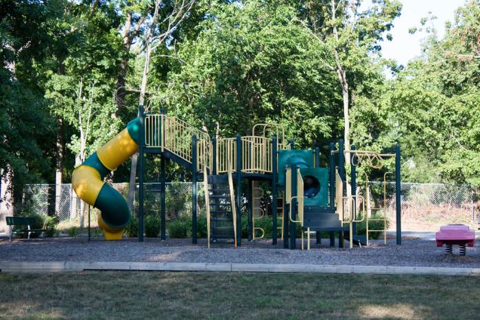 9. Asa Bales Park