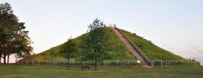 9) Miamisburg Mound