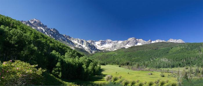 7.) Mount Sneffels