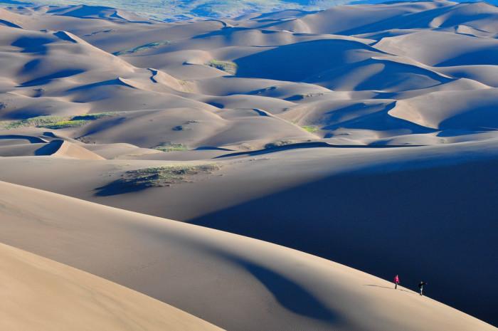 3.) Great Sand Dunes