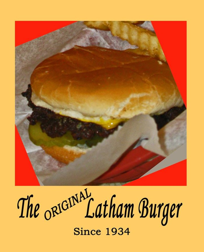6. Latham's Hamburger Inn, New Albany