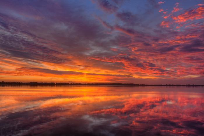12. You appreciate a perfect sunset (or sunrise).