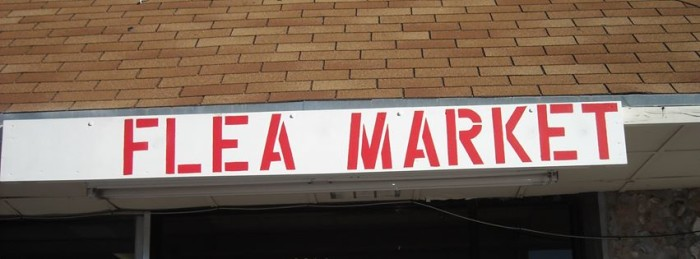 3.) Family Flea Market (Emporia)