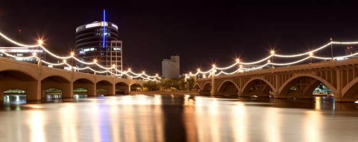 7. Mill Avenue Bridges