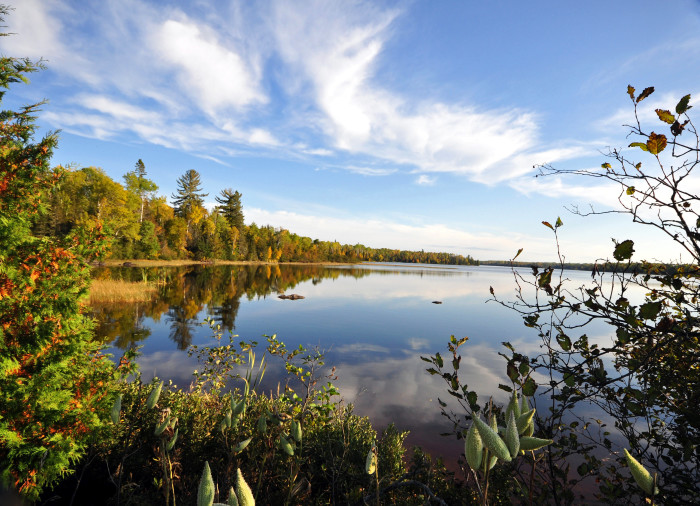 5. Birch Lake is a must see whether you're just driving by on the way north or it's your final destination.