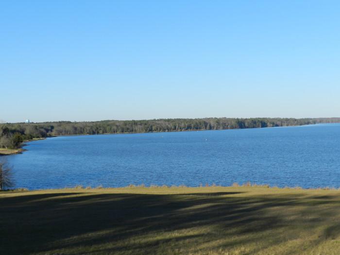 6. Ross Barnett Reservoir