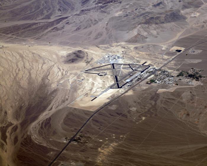 6. Creech Air Force Base