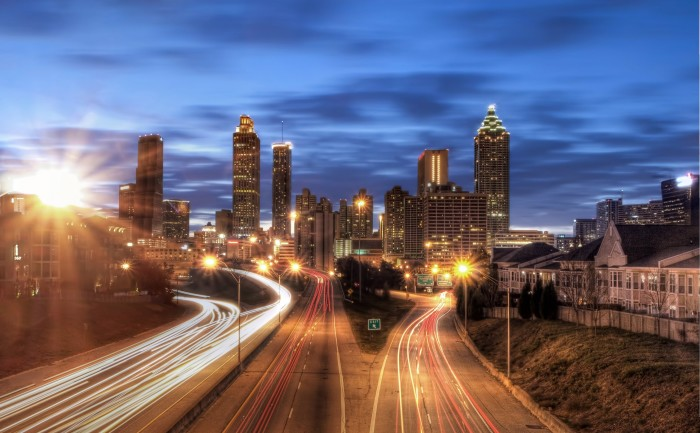 10) Georgia is one of the fastest growing states in the country.