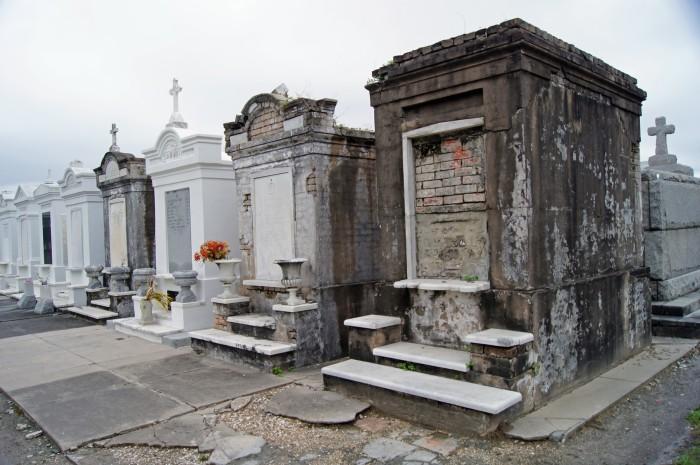 4) Lafayette Cemetery #1, New Orleans, LA