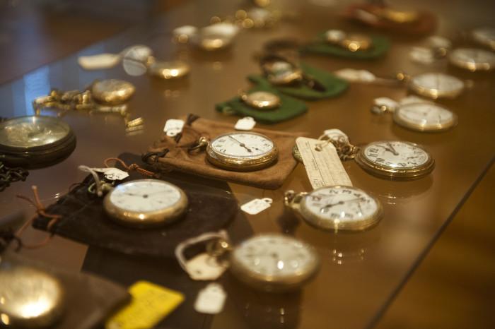 6. Cullis & Gladys Wade Clock Museum, Starkville