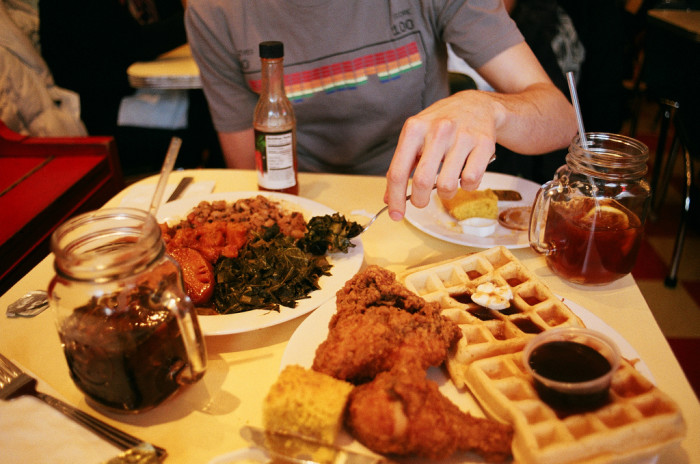 10. Good, southern comfort food is something you crave on a regular basis. You know nobody does it better than South Carolina.