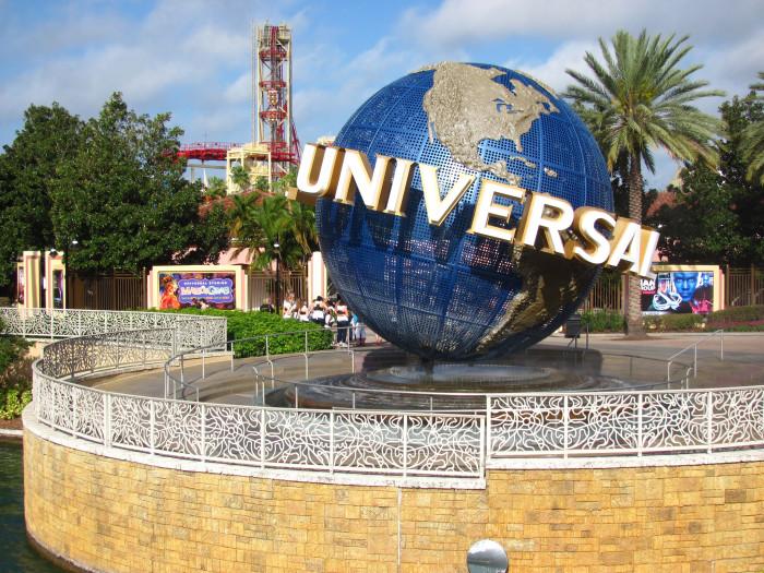 4. Universal Studios Orlando
