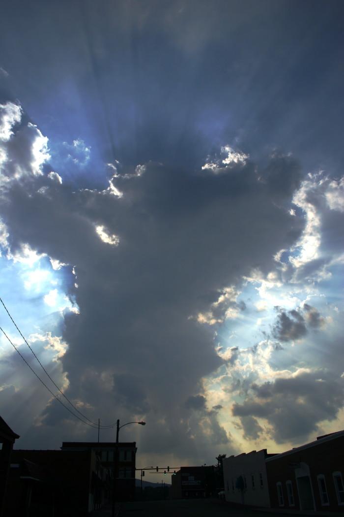 12) Sky in Lafayette, GA