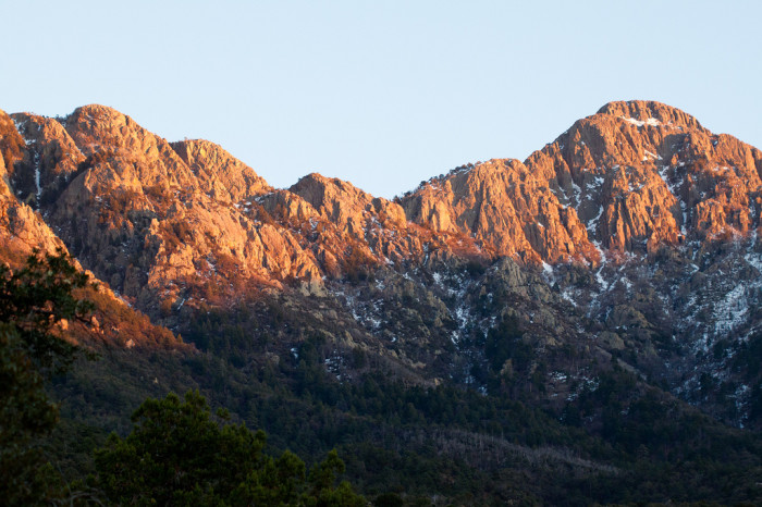 10. Santa Rita Mountains