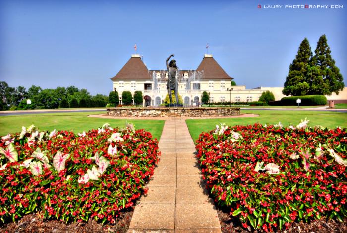 1) Chateau Elan Winery- Braselton, GA