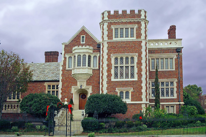8. Cheek Mansion, Riverside, Jacksonville, FL