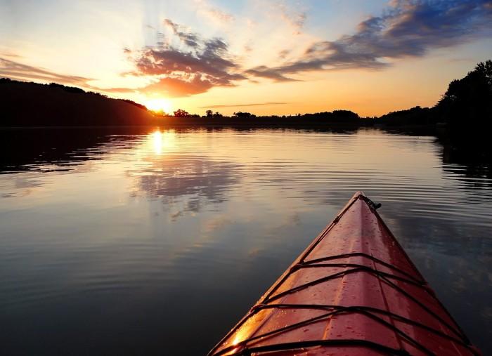 6. Lake Ahquabi, near Indianola