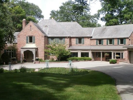 6. 9950 Spring Mill Rd, Indianapolis – $4,000,000