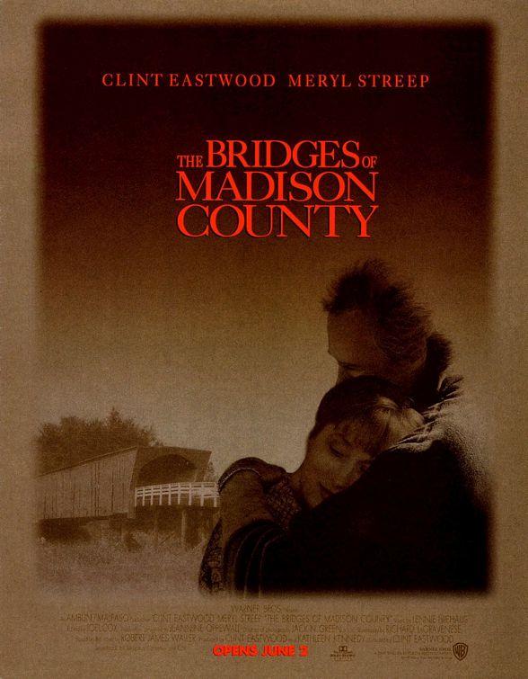 6. Bridges of Madison County