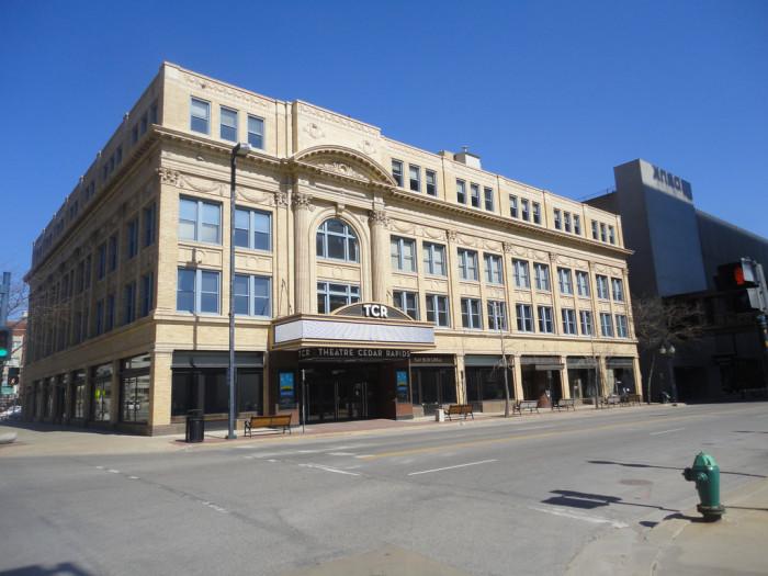 4. Theatre Cedar Rapids, Cedar Rapids