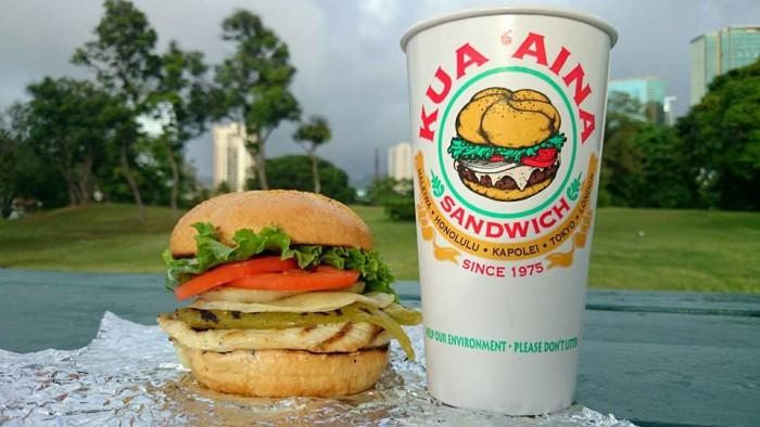 7) Kua Aina Sandwiches, Oahu