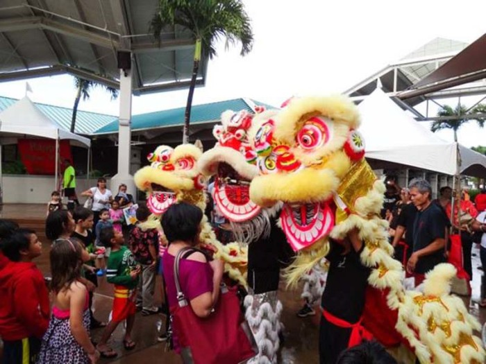7) Maui Chinese New Year Festival