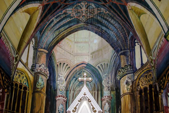 7) St. Benedict Roman Catholic Church, Big Island