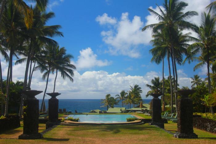 9) Travaasa Hana, Maui
