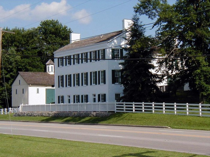7. Huddleston Farmhouse