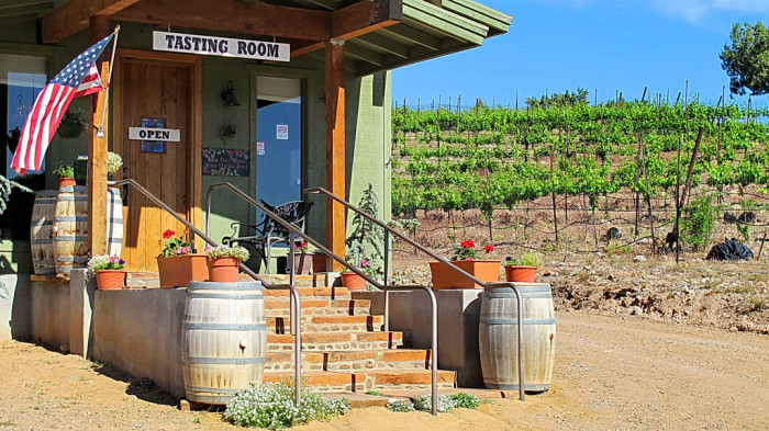 5. Javelina Leap Vineyard & Winery, Cornville