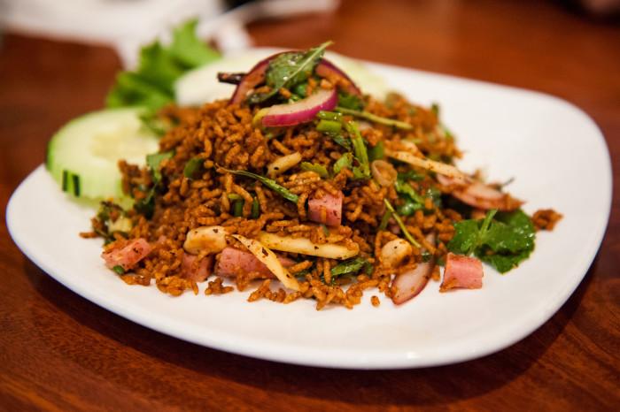 14. Lotus of Siam Tai Restaurant
