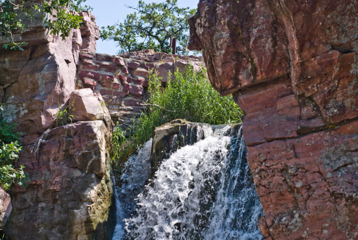 2. While most look north of Duluth for their falls, nobody should miss Winnewissa Falls at Pipestone National Monument in southern MN.