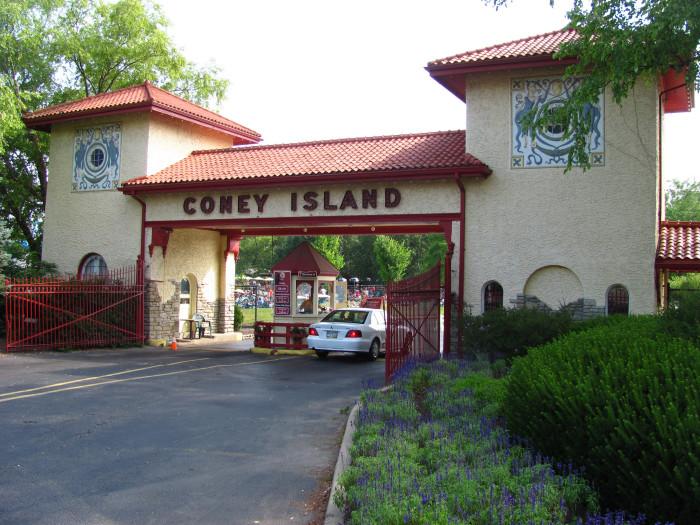 3) Coney Island (Cincinnati)