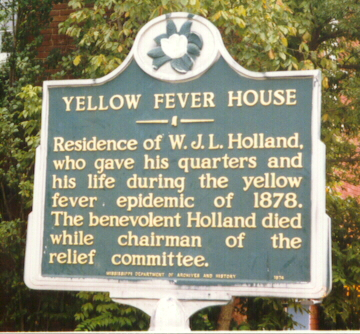 7. Yellow Fever Epidemic of 1878