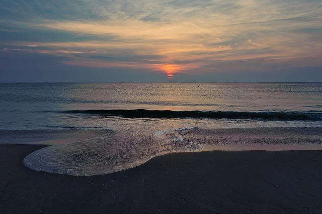 5. Coquina Beach