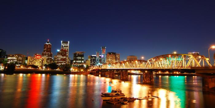 11) Hawthorne Bridge, Portland