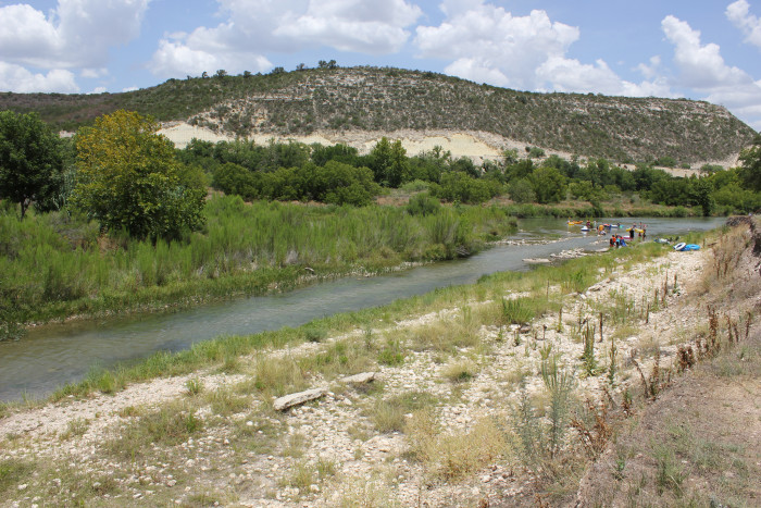 7) South Llano River State Park (Junction)