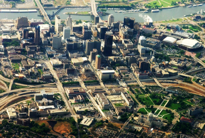 """6. St Paul. I know you might be thinking, """"how can the state capital be underrated?"""", but so much cultural focus is on Minneapolis, a lot of visitors to the state skip the rich history and fun sights in St Paul."""