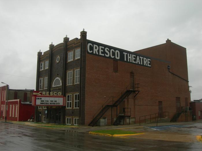 5. Cresco Theatre & Operahouse, Cresco
