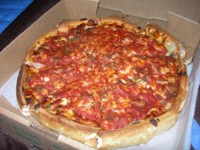 7. Pusateri's Italian and American food